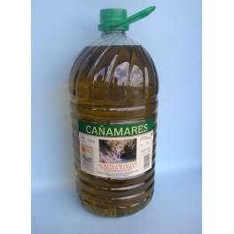 Botella PET Aceite de Oliva Virgen Extra 5 Litros (DO)