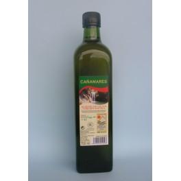Botella Cristal Aceite de Oliva Virgen Extra 750 ml (DO)