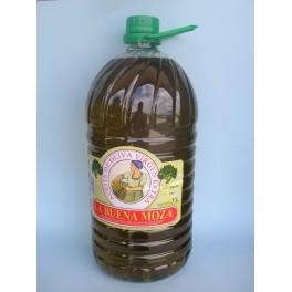 Botella PET Aceite de Oliva Virgen Extra 5 litros